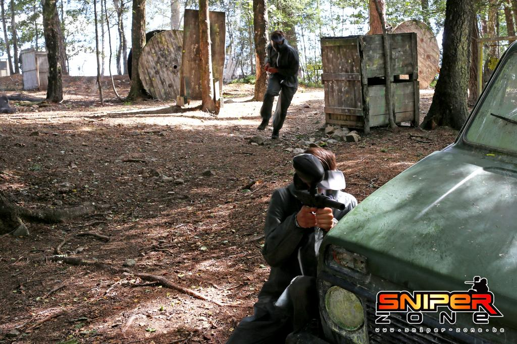 Paintball Sniper Zone à Malmedy - Sport & loisirs | Boncado - photo 5