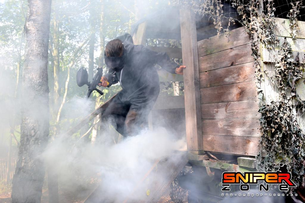 Paintball Sniper Zone à Malmedy - Sport & loisirs | Boncado - photo 3