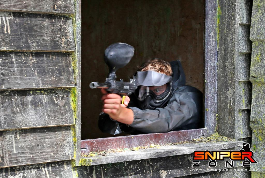 Paintball Sniper Zone à Malmedy - Sport & loisirs | Boncado - photo 4