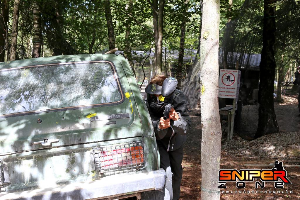 Paintball Sniper Zone à Malmedy - Sport & loisirs | Boncado - photo 6