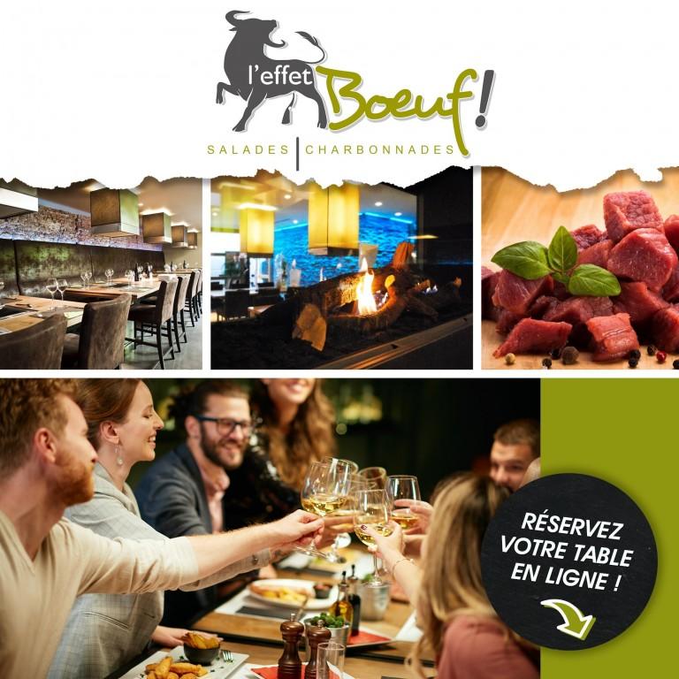 L'EFFET BOEUF à Marche-en-Famenne - Hôtel - restaurants ...
